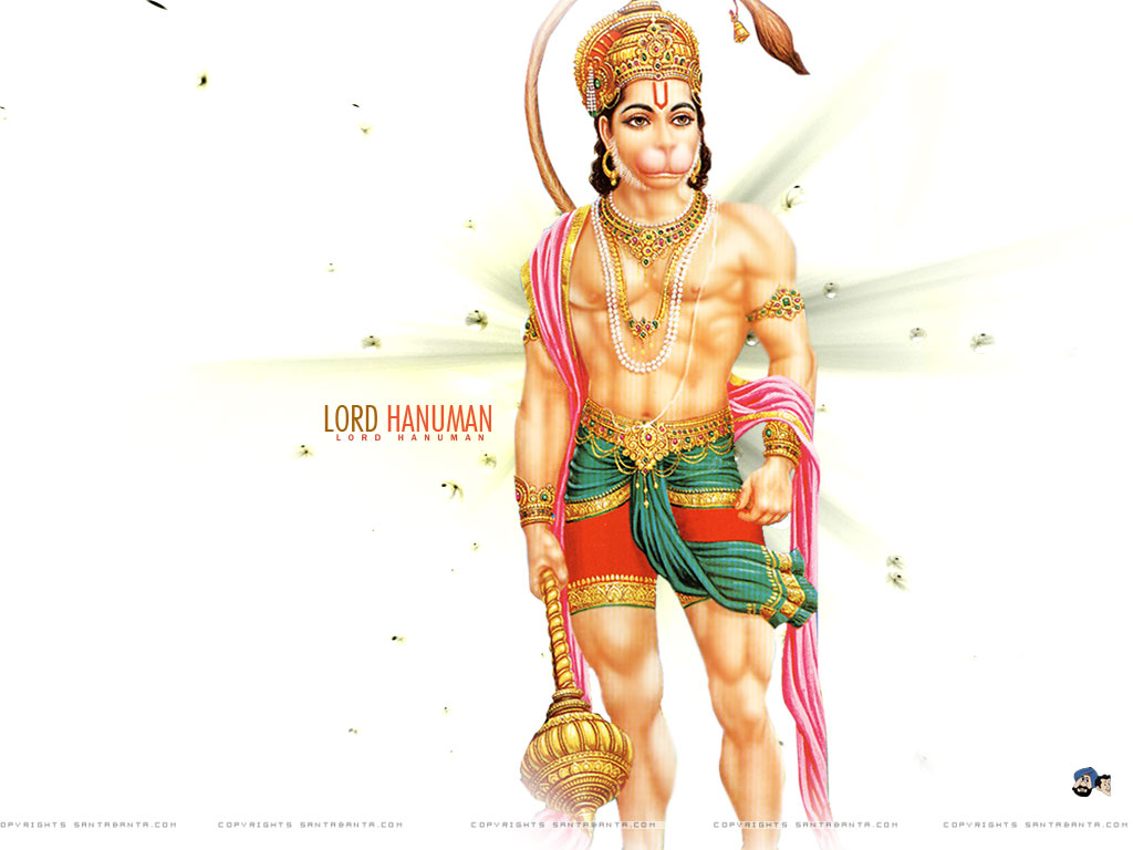 JAI SHRI HANUMAN - Wallpaper 6